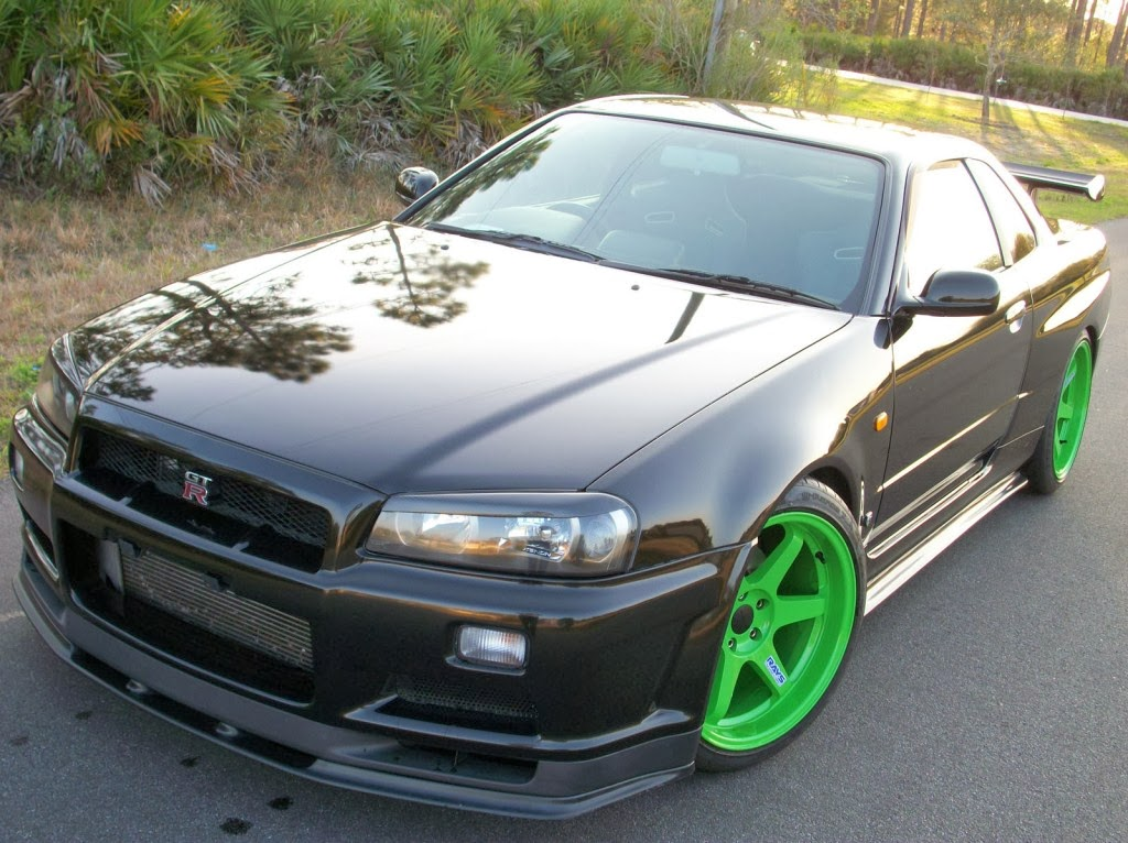 Good We Are Sharing Best HD Nissan Skyline R34 Cars Wallpaper Gallery