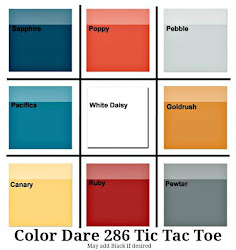 Color Dare #286 - Closes Thur Apr 12th