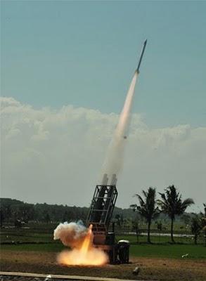 Roket RX 1210 Lapan