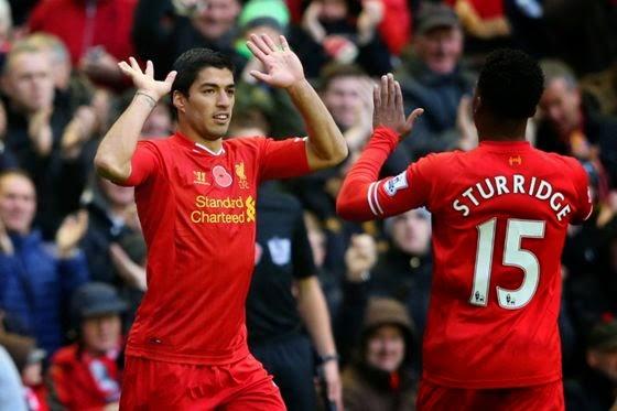 Prediksi Liverpool vs Manchester City � Liga Inggris 13 April 2014