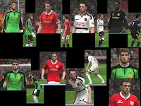 Kostum Manchester United Terbaru untuk PES 2015