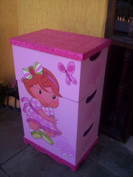 trio de caixas organizadoras R$ 130,00