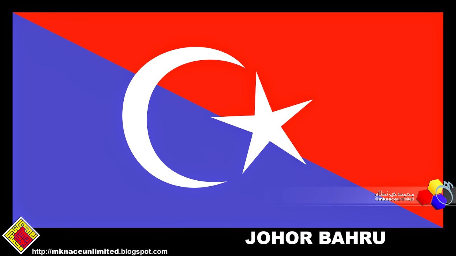 Bendera bendera daerah negeri johor mknace unlimited for Home wallpaper johor bahru