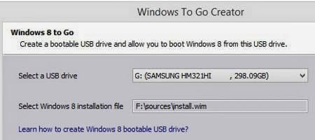 Como instalar o Windows 8 no pendrive ou Disco Externo