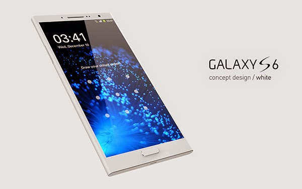 Samsung Galaxy S6 Mungkin Dilengkapi Skrin Kiri dan Kanan