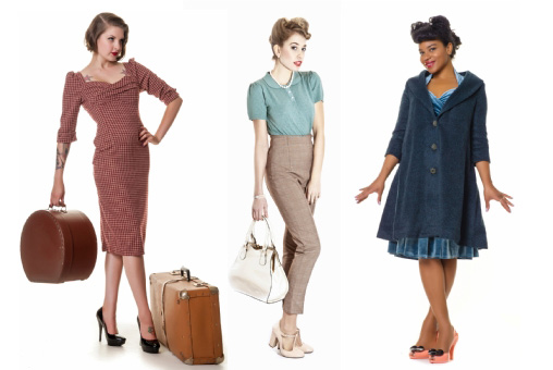 A guide to plus size fashionable and stylish designers/retailers in the UK, because curvy women like shopping for fashion too!