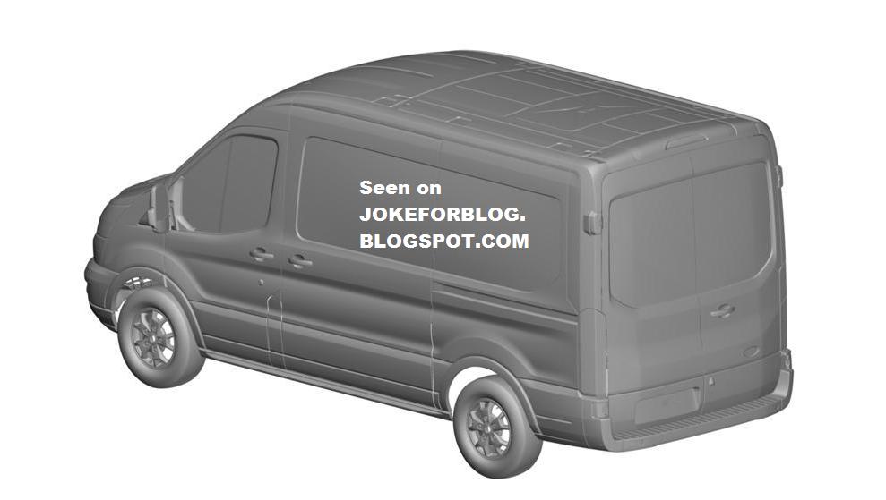 2013 - [Ford] Transit (Connect & MaxiVan) Ford+transit+manivan+4