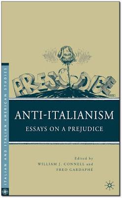 Anti-italianism essays on a prejudice