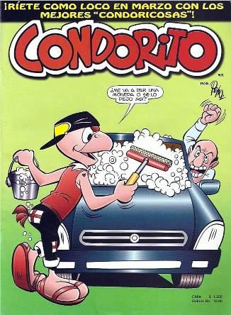 Condorito Nº 608 (2009)