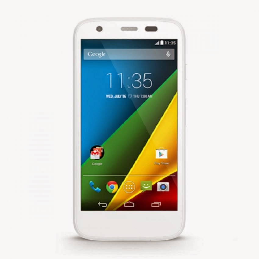 import motorola moto g xt1039 8gb lte smartphone white. Black Bedroom Furniture Sets. Home Design Ideas
