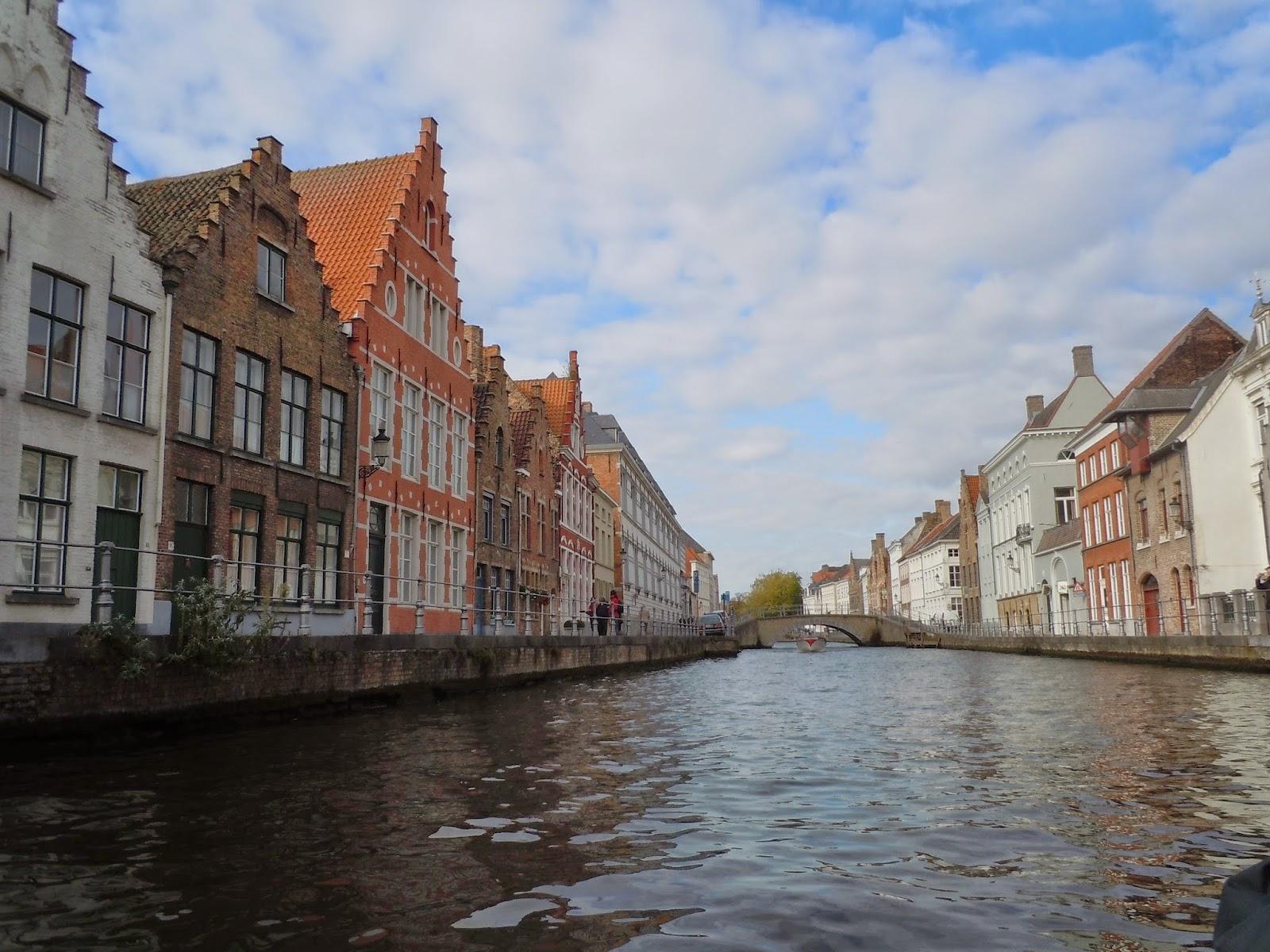 Canal Bruges