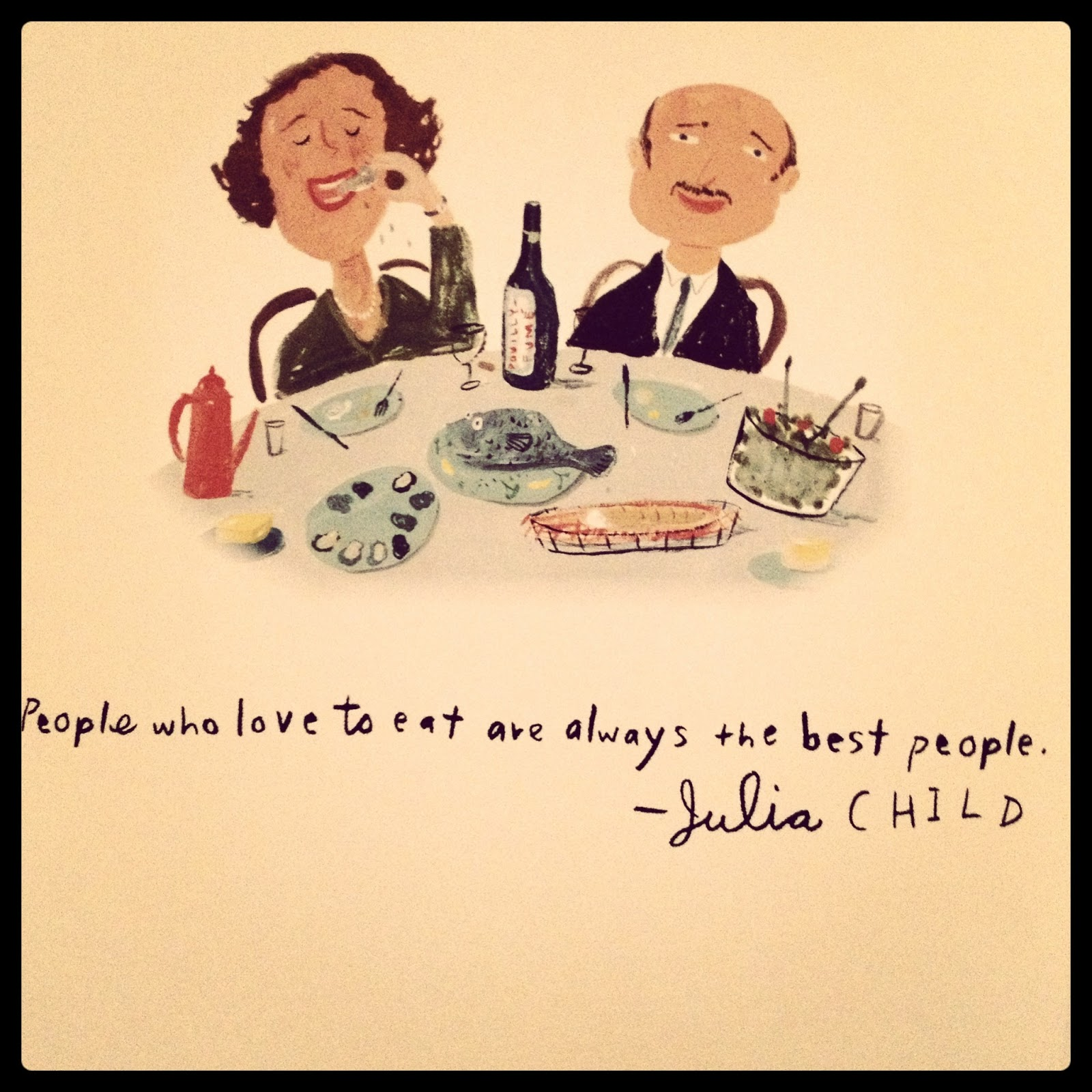 julia child quotes cooking is like love