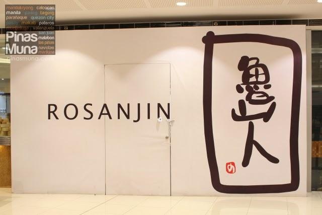 Rosanjin at Mega Fashion Hall