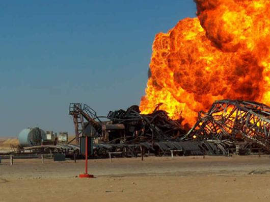 Can Natural Gas Explode