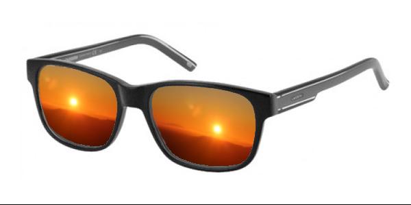 meus óculos de sol-nascer do sol