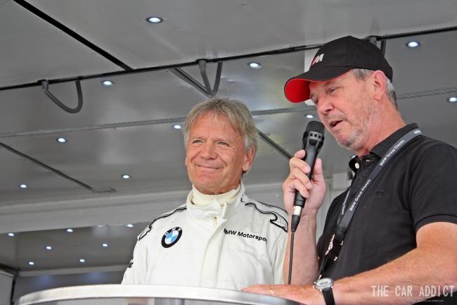 Marc Surer BMW Oldtimer Grand Prix 2013