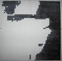 Fernando Pessoa: Pintura Quadrículas 6