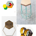 hexed - the hexagon craze in decor