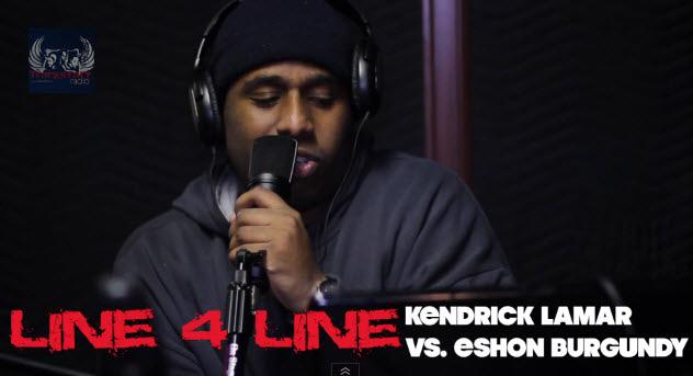 Field trackstarz - Line 4 Line - Kendrick vs. Eshon