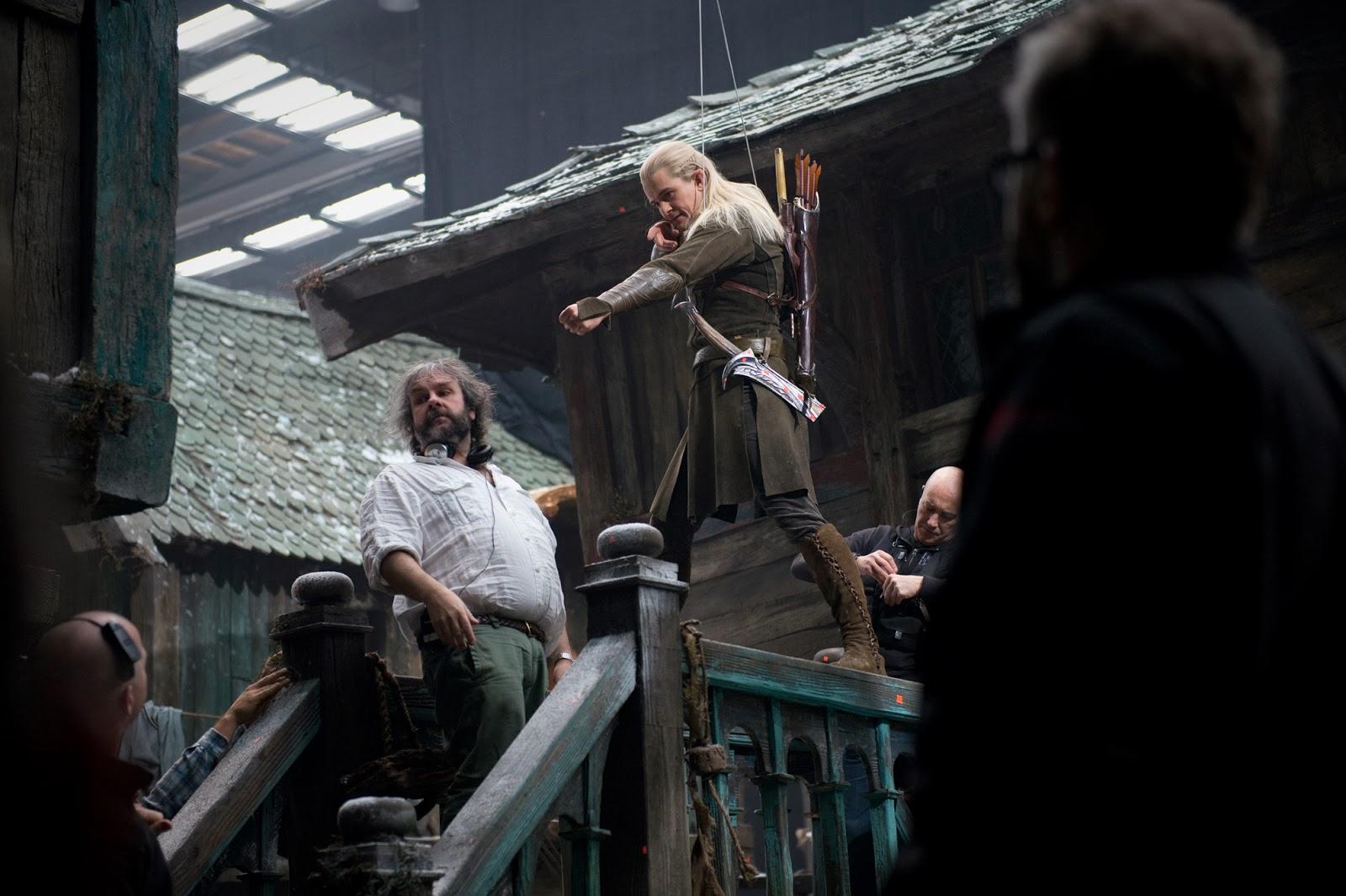 The Hobbit: ピーター・ジャクソン監督の「ザ・ホ