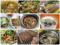 Tổng hợp những món ngon từ cá kèo, khám phá, ẩm thực 3 miền, diem an uong 365