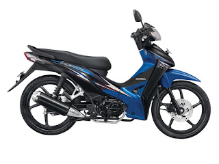 Honda Absolute Revo CW Energetic Blue