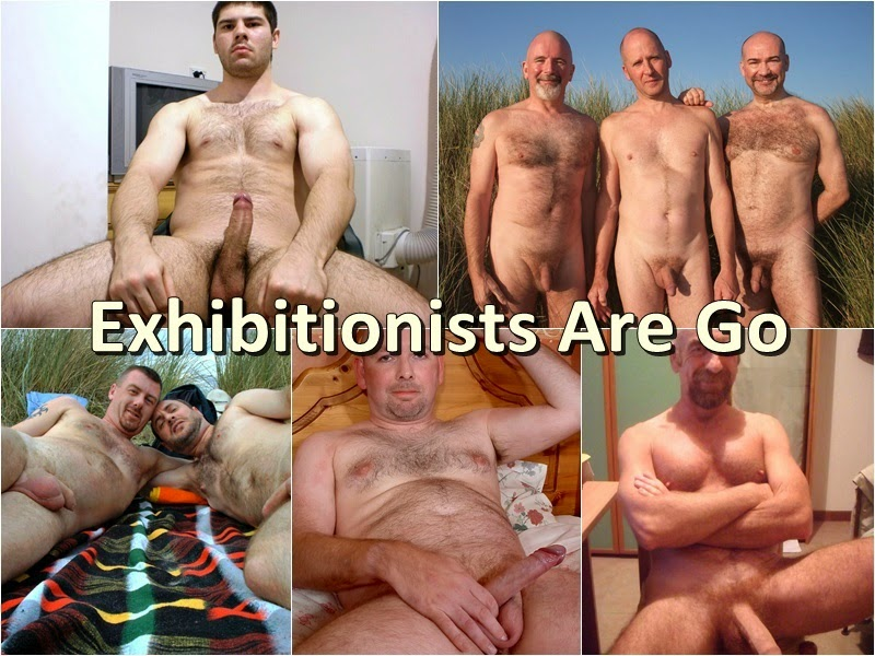 Exhibitionists Are Go