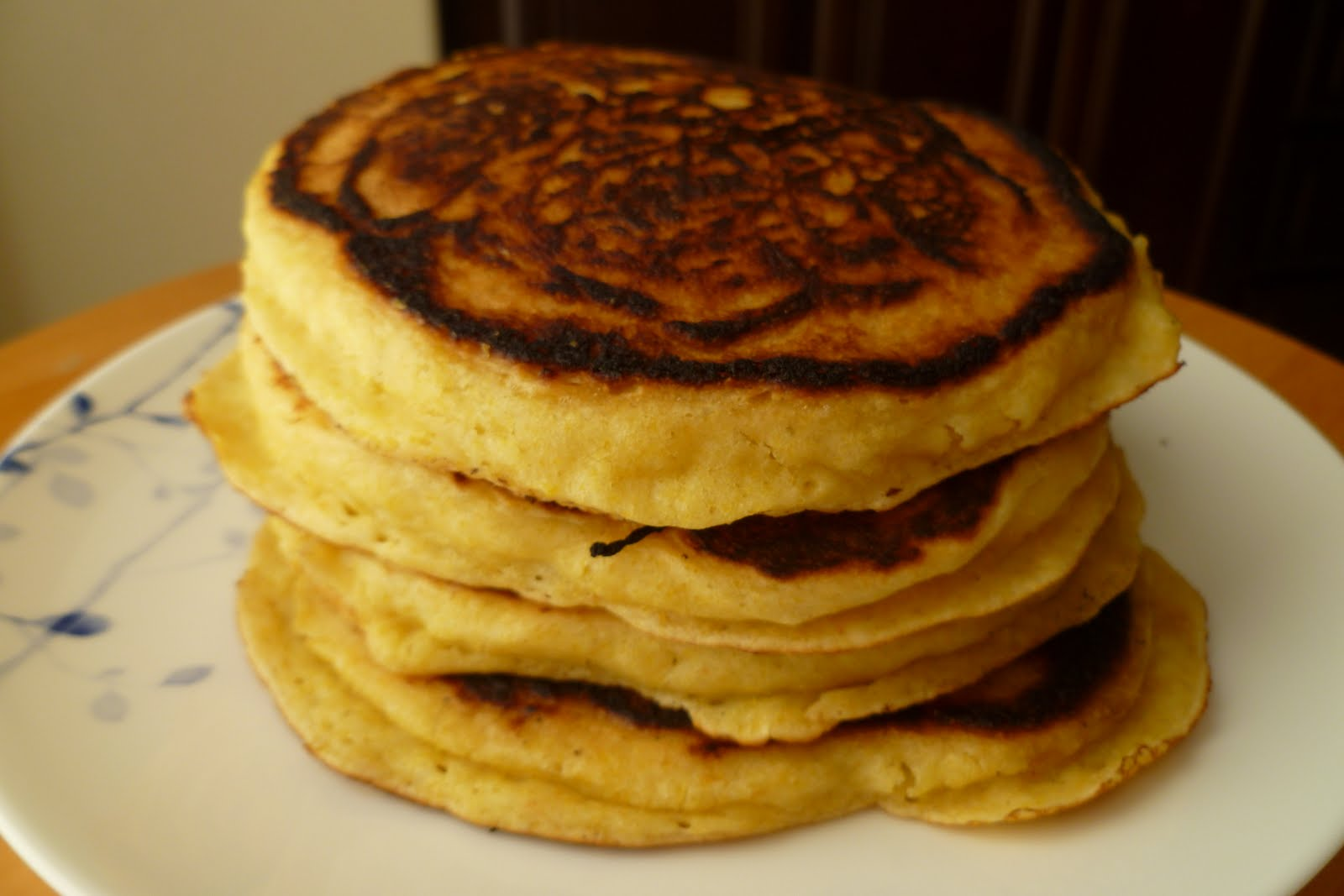 The Pastry Chef's Baking: Cornmeal Griddle Cakes