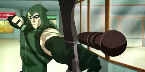 DC Showcase: Green Arrow.