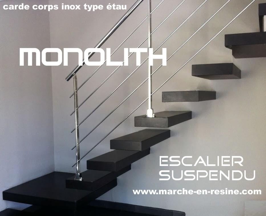 escalier suspendu fabrication de marche caisson en b ton cir solution limon sans contact du. Black Bedroom Furniture Sets. Home Design Ideas