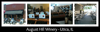 August Hill Winery - Utica, IL