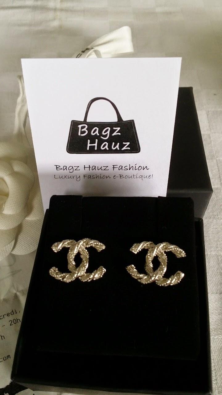 Bagz Hauz Fashion Wishlists Fulfilled With Chanel Earrings