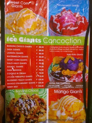 ice giants ice cream cebu - photo #6