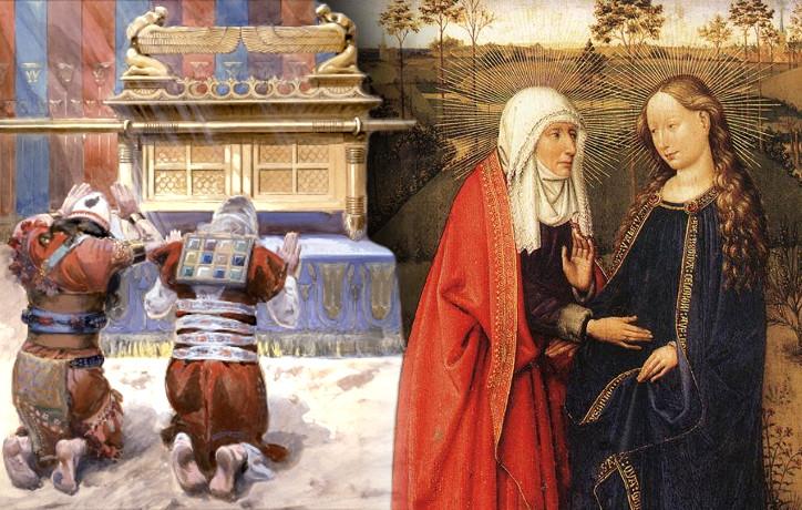 Os Fundamentos Bíblicos para a Oração a Maria e para os Ensinamentos Católicos Sobre Maria