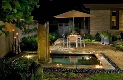 Modern Fusion Style Garden Design-1