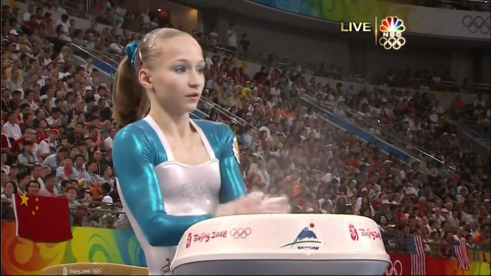 Sochi Russian Woman Is