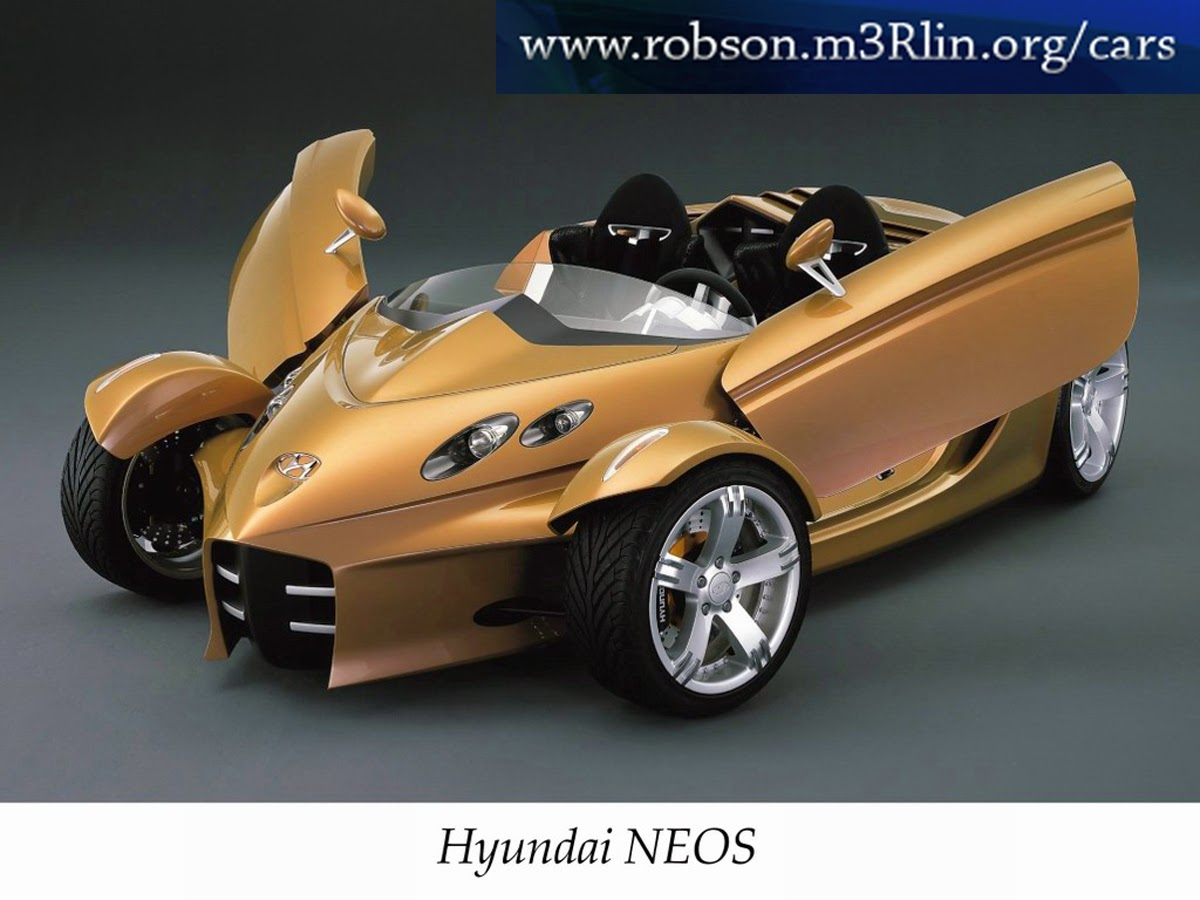 Hyundaineosnewevolutionopensportscar