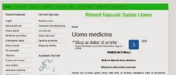 Salute naturale con medicina naturale