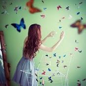 """""""Não haverá borboletas..."""