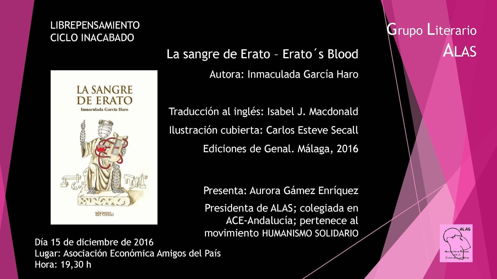 VII Edición Ciclo Librepensamiento de Grupo ALAS
