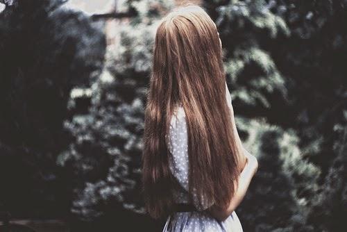 Фото с тёмно русыми волосами на аву