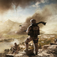 Operation Flashpoint Red River iPad and iPad 2 Wallpapers