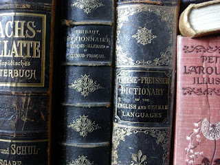 historische Wörterbücher