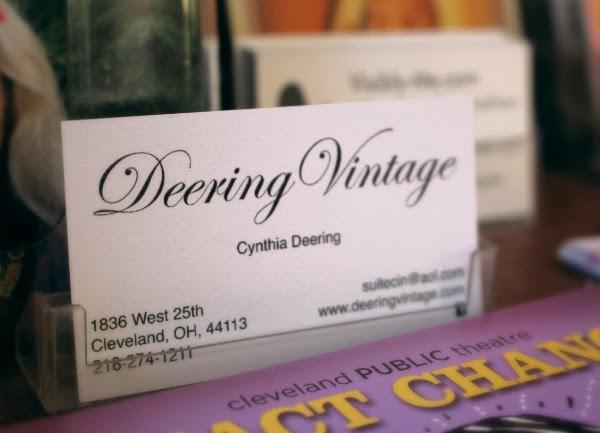 Vintage in Cleveland #vintage #cleveland