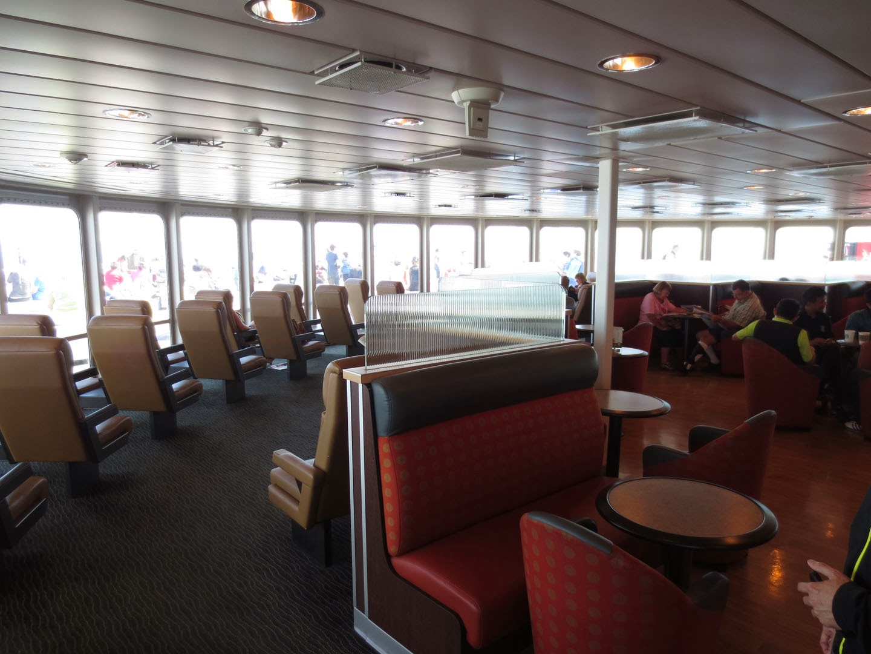 Seawest VIP Loung, BC Ferries