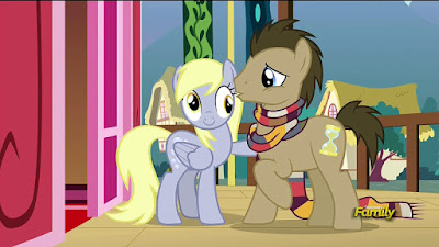 "Derpy and ""Doctor"""