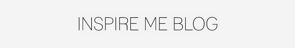 Inspire Me Blog
