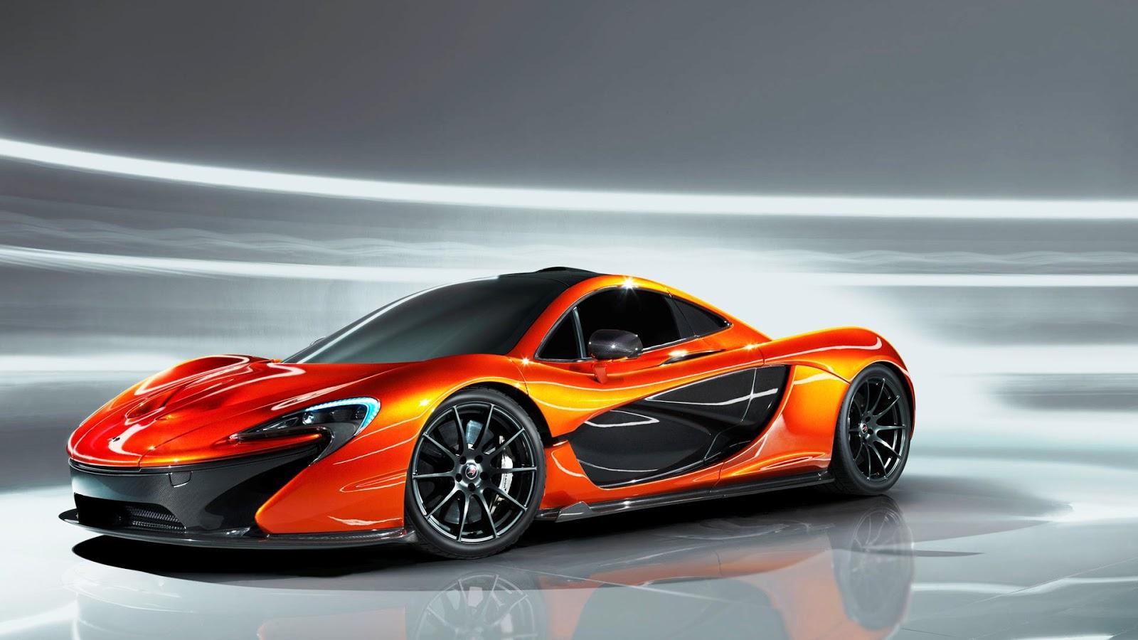 Full HD Exotic Car Wallpapers: 2012 McLaren P1 Concept