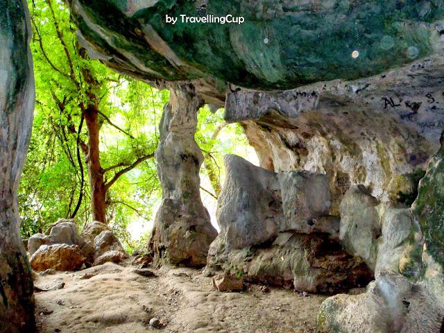 Tangapan Cave