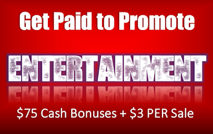 Entertainment Affiliate Program